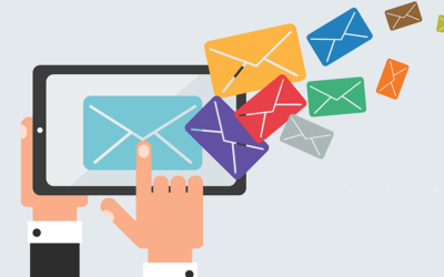 What is the difference between hard email bounces and a soft bounces?